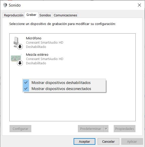 Grabar sonido de nuestro ordenador con Audacity 2